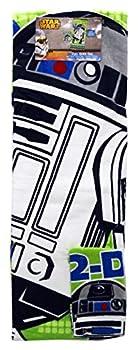 Star Wars Classic R2D2 2 Piece Bath Cotton Towel Set