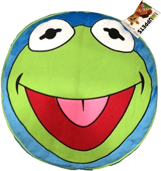 Disney The Muppets Decorative Pillow 14 Round
