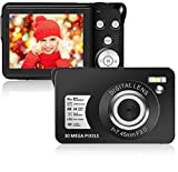30 MP Digital Camera ,Support 128GB SD Card(Not Included) , 2.7 Inch HD Mini Camera Point and Shoot Students Digital Camera for Kids Teenagers Beginners