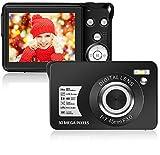 Digital Camera 2.7inch 30 MP HD Mini Video Camera Point and Shoot Students Digital Camera for Kids Teenagers Beginners