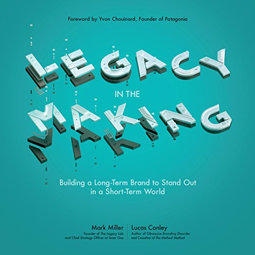 Legacy in the Making                   Written by:                                                                                                                                 Mark Miller,                                                                                        Lucas Conley                               Narrated by:                                                                                                                                 Doug Greene                      Length: 5 hrs and 11 mins     Not rated yet     Overall 0.0