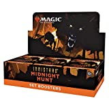 Magic: The Gathering Innistrad: Midnight Hunt Set Booster Box | 30 Packs (360 Magic Cards)