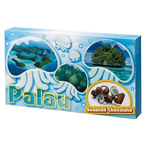 [賞味8/16][訳あり] パラオお土産 | パラオ シーシェルチョコレート 1箱