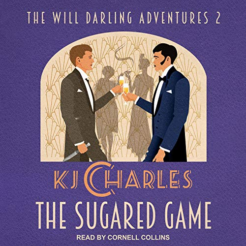 The Sugared Game: The Will Darling Adventures, Book 2