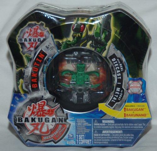 BAKUGAN- Bakutin - Green / GRÜN - 1 1 Bakugano -Mechttanium Surge - Spin Master Ltd.