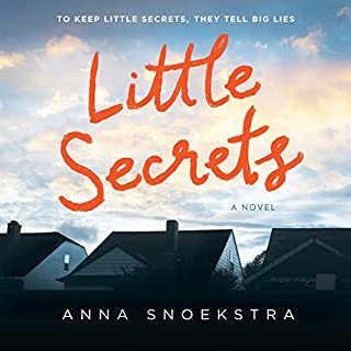 Little Secrets                   By:                                                                                                                                 Anna Snoekstra                               Narrated by:                                                                                                                                 Saskia Maarleveld                      Length: 8 hrs and 20 mins     3 ratings     Overall 4.3