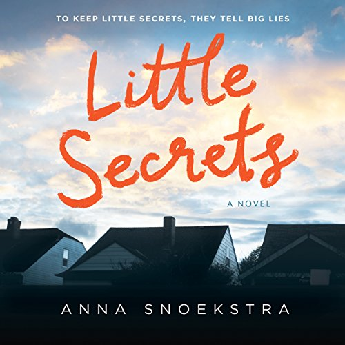Little Secrets audiobook cover art