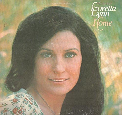 Loretta Lynn: Home LP VG+/NM USA MCA 2146