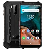 "[page_title]-Ulefone Armor X5【2020】– Android 10 4G Outdoor Smartphone Ohne Vertrag, Octa-Core 3GB RAM 32GB ROM, 5.5"" IP68 / IP69K Robustes Handy, Dual-SIM, 13MP + 5MP + 2MP, 5000 mAh Akku, GPS WiFi NFC Schwarz"