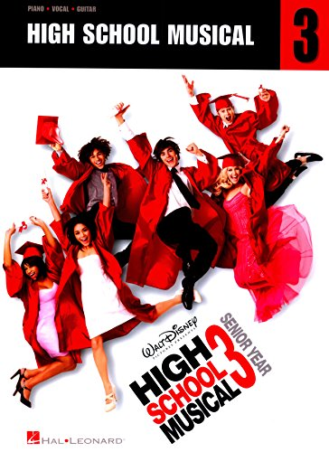 High School Musical 3 Songbook (English Edition)