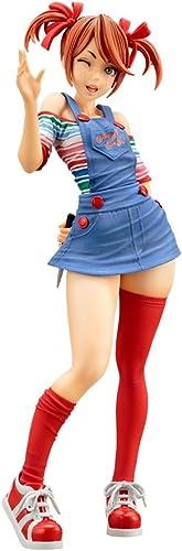 Todos los productos obtienen hasta un 34% de descuento. Kotobukiya Kotobukiya Kotobukiya sv1511  7Juego de Niños Chucky Bishoujo Figura  precios mas bajos