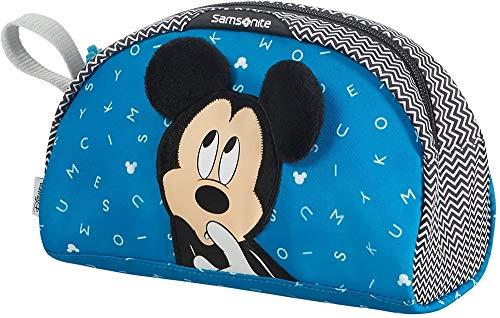Samsonite Disney Ultimate 2.0 - Beauty Case, 23 cm, 2.5 L, Blu (Mickey Letters)