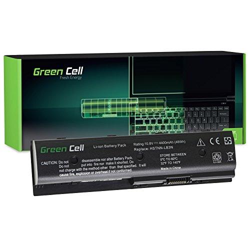 Green Cell Standard Serie MO06 MO09 HSTNN-LB3N Laptop Akku für HP Envy DV4 DV6 DV7 M4 M6 HP Pavilion DV6-7000 DV7-7000 M6 (6 Zellen 4400mAh 10.8V Schwarz)