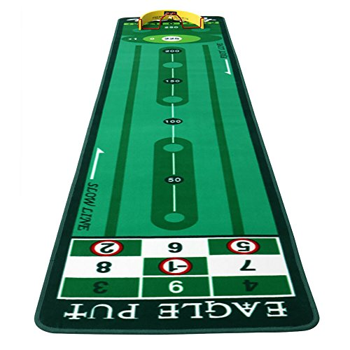 Purchase YX Xuan Yuan Golf Outdoor Indoor Putt Practice Mat 3 Size Optional @