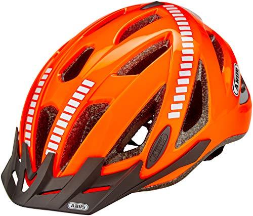 Abus Urban-I 2.0 Signal Helm Signal orange Kopfumfang XL | 61-65cm 2019 Fahrradhelm