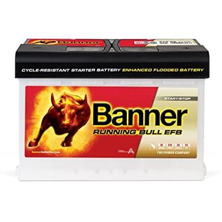 Banner Vliesbatterie Running Bull 70ah Auto