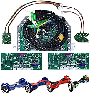 FomaTrade Hoverboard Replacement Kits Taotao G2 Autobalance Motherboards & Gyroscopes 4 PCI/Slots PCB Boards