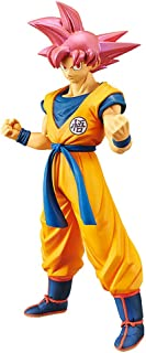 Banpresto 39032/ 10221 Dragon Ball Super Movie Choukokubuyuuden - Super Saiyan God Son Goku Figure