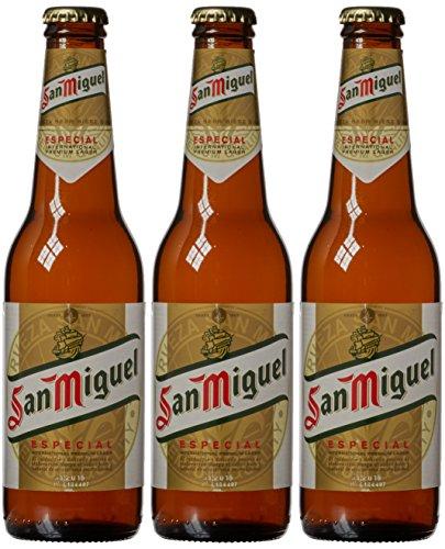 Sanmiguel Birra Bottiglia Cl.33X3
