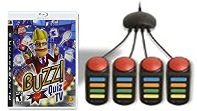 buzz quiz world buzzers ps3