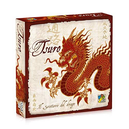 dV Giochi Tsuro - Il Sentiero del Drago