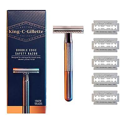 King C. Gillette Double