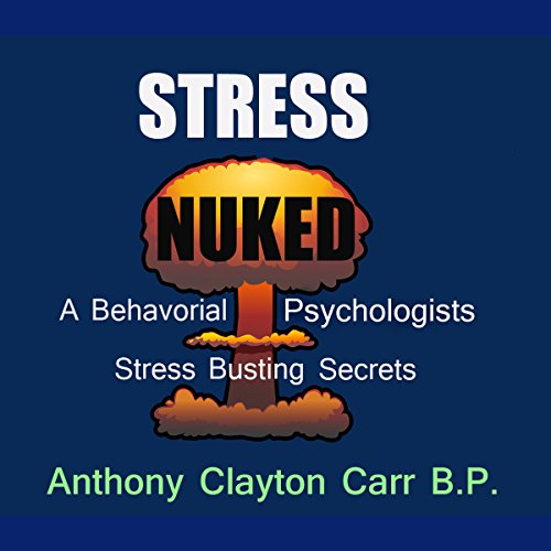 Stress Nuked audiobook cover art