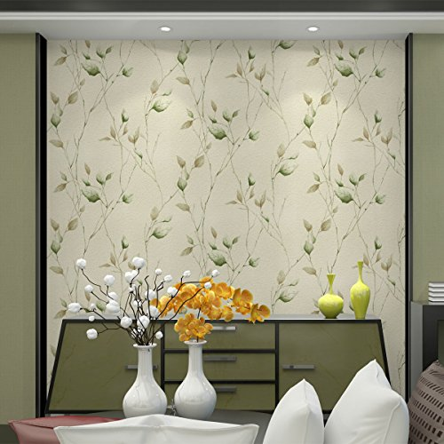 Behang, Modern Eenvoudig Suede Vliesbehang 3D Driedimensionale Slaapkamer Woonkamer Wandbekleding
