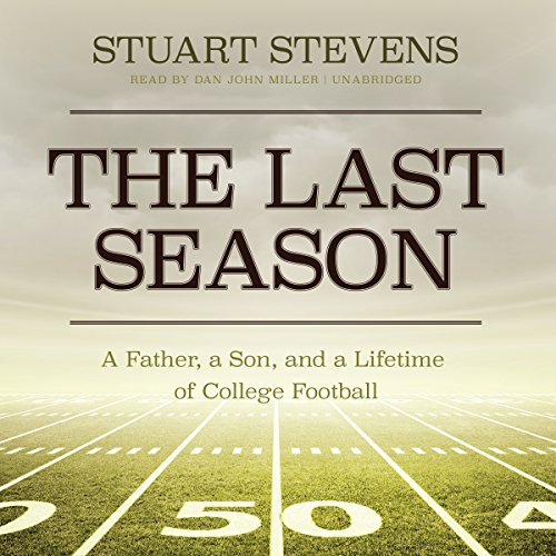 The Last Season  Audiolibri