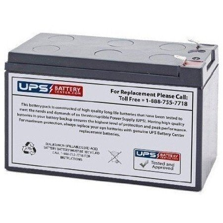 Power King Lead Acid Replacement Battery