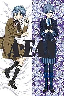 A-Fantasy Kuroshitsuji Ciel Phantomhive 150 x 50cm(59in x 19.6in) Peach Skin Pillowcover