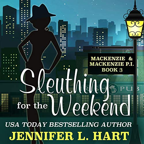 Couverture de Sleuthing for the Weekend