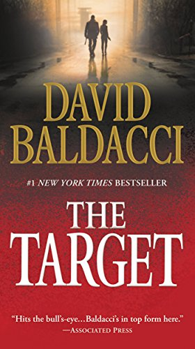 The Target (Will Robie Book 3) by [David Baldacci]
