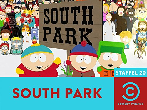 South Park - Staffel 20 [dt./OV] - Partnerlink
