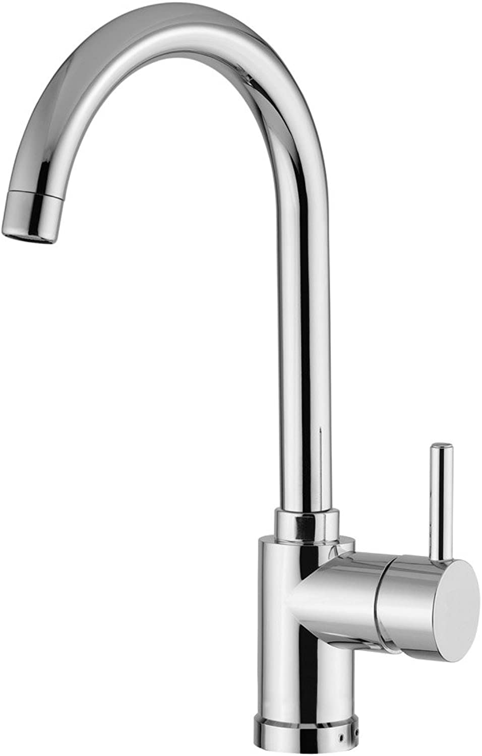 First AM10004?Single Lever Sink Mixer for Kitchen, Chrome