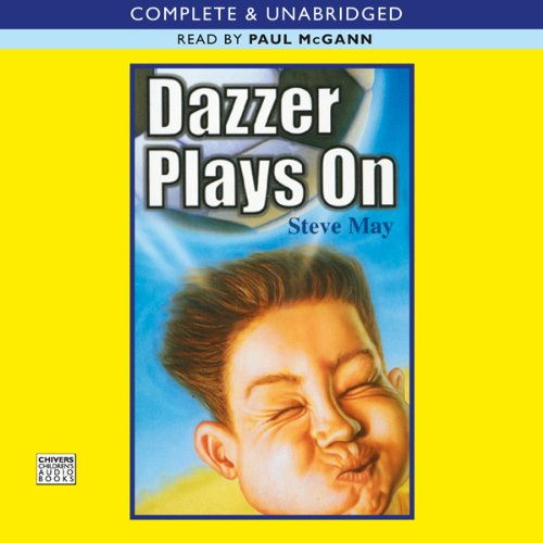 Dazzer Plays On cover art
