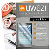 uwazi 3X Glas-klare Schutzfolie für Amazon Fire HD 8