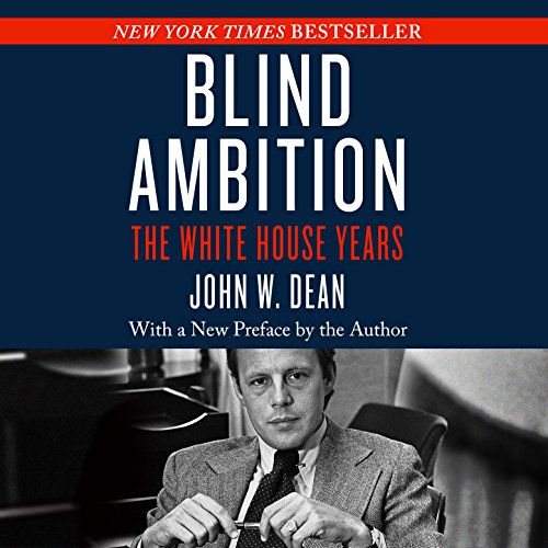 Blind Ambition cover art