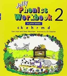 Jolly Phonics Workbook 2 by Sue Lloyd Sara Wernham(2008-01-31)