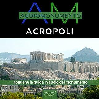 Couverture de Acropoli di Atene