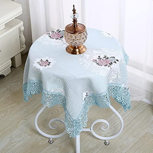 sans_marque Mantel de mesa, puede limpiar el mantel de mesa, limpiar la cubierta protectora impermeable de la mesa, se utiliza para la cocina picnic al aire libre en interior100 cm