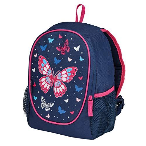 Herlitz 50027149 Kindergartenrucksack Rookie Butterfly , 1 Stück