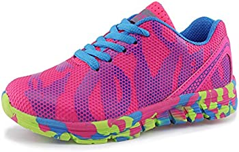 Hawkwell Breathable Lightweight Kids Running Shoes
