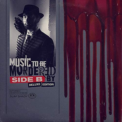 Music To Be Murdered By Side B Deluxe Edition 2 CD product image