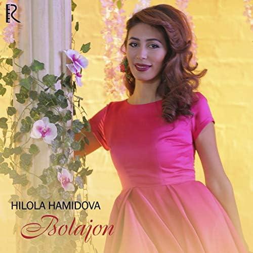 Hilola Hamidova