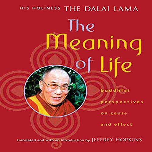 The Meaning of Life cover art