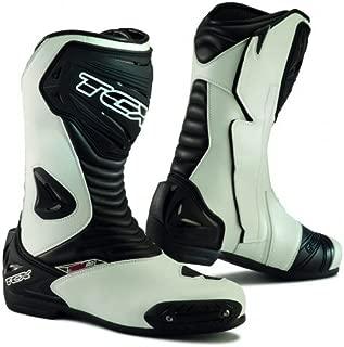 TCX 7613 S-Sportour Evo Men's Street Motorcycle Boots - White/Black Size Eu 39 / Us 6