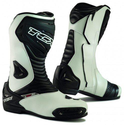 TCX Motorlaarzen, lange motorlaarzen S-Sportour Evo laarzen, unisex, sporters, het hele jaar, leer/textiel