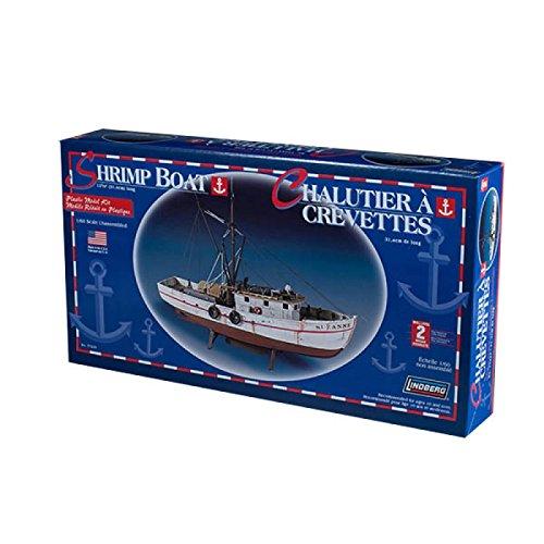 Lindberg 1/60 Scale Shrimp Boat