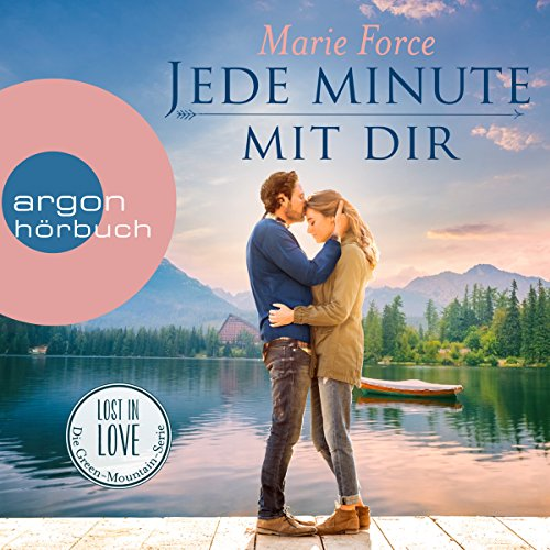 Jede Minute mit dir audiobook cover art